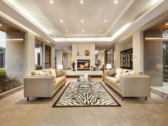 Beige living room idea from a real Australian home - Living Area photo 16558381