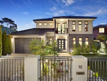 Photo of a wrought iron house exterior from real Australian home - House Facade photo 692483