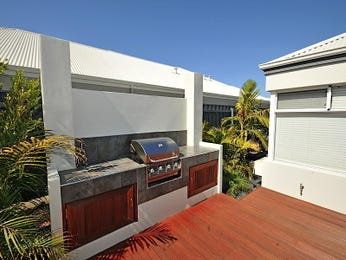 Outdoor living design with bbq area from a real Australian home - Outdoor Living photo 110128
