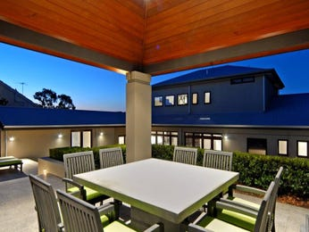 Outdoor living design with pergola from a real Australian home - Outdoor Living photo 395846