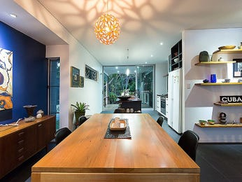 Photo of a dining room design idea from a real Australian house - Dining Room photo 8665573