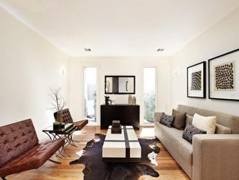 Beige living room idea from a real Australian home - Living Area photo 7493805
