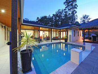 Photo of a geometric pool from a real Australian home - Pool photo 782251