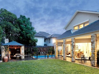 outdoor living design with bbq area from a real australian andrew renn design beautiful gardens of melbourne
