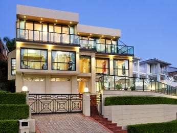 Photo of a wrought iron house exterior from real Australian home - House Facade photo 914805