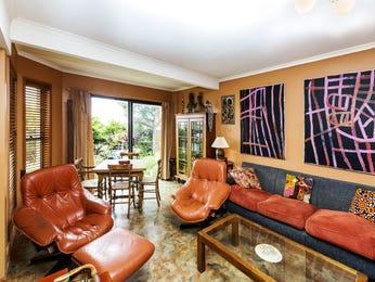 Orange living room idea from a real Australian home - Living Area photo 7886465