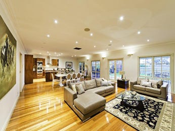Beige living room idea from a real Australian home - Living Area photo 1402660