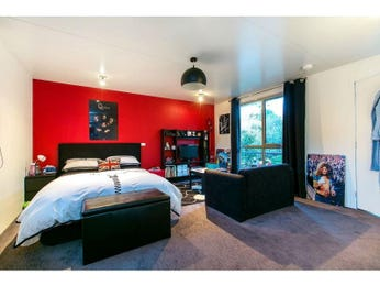 Black bedroom design idea from a real Australian home - Bedroom photo 8553733