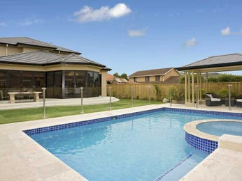Photo of a indoor pool from a real Australian home - Pool photo 408718