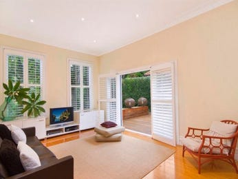 Brown living room idea from a real Australian home - Living Area photo 405857