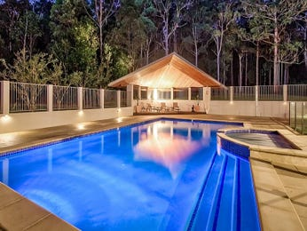 Photo of a geometric pool from a real Australian home - Pool photo 1424801