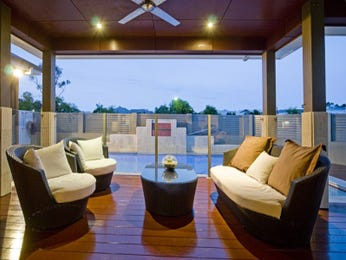 Outdoor living design with pergola from a real Australian home - Outdoor Living photo 509915