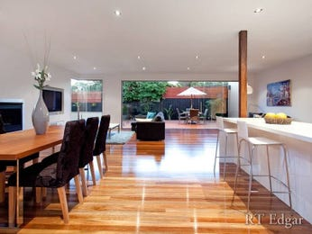 Brown dining room idea from a real Australian home - Dining Room photo 379504