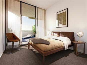 Brown bedroom design idea from a real Australian home - Bedroom photo 8126537