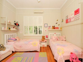 Pink bedroom design idea from a real Australian home - Bedroom photo 518237