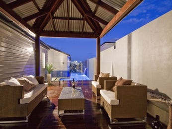 Outdoor living design with pergola from a real Australian home - Outdoor Living photo 353368