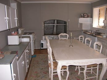 Cream dining room idea from a real Australian home - Dining Room photo 482018