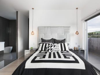 White bedroom design idea from a real Australian home - Bedroom photo 17225657