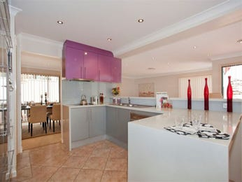 Granite in a kitchen design from an Australian home - Kitchen Photo 426074