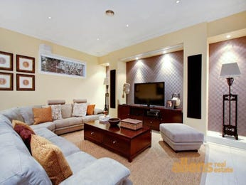 Beige living room idea from a real Australian home - Living Area photo 2268401