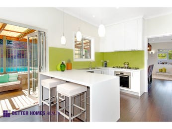 Pendant lighting in a kitchen design from an Australian home - Kitchen Photo 8425681