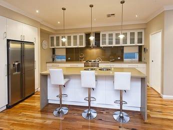 Floorboards in a kitchen design from an Australian home - Kitchen Photo 7326613