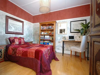 Red bedroom design idea from a real Australian home - Bedroom photo 447913
