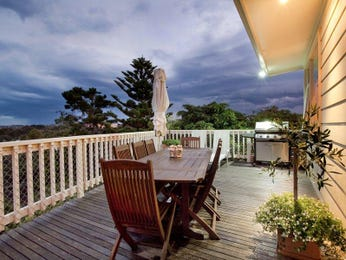 Outdoor living design with balcony from a real Australian home - Outdoor Living photo 174371
