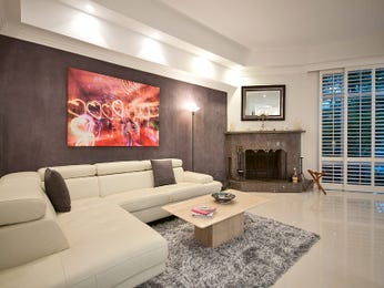 Beige living room idea from a real Australian home - Living Area photo 7672693