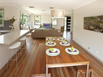 Beige dining room idea from a real Australian home - Dining Room photo 342849