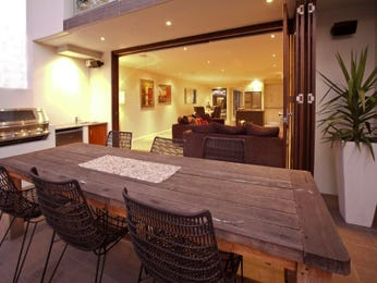 Outdoor living design with bbq area from a real Australian home - Outdoor Living photo 350067