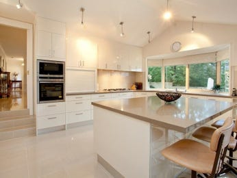 Retro kitchen-dining kitchen design using laminate - Kitchen Photo 177023