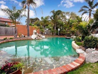 Cottage garden design using brick with fish pond & fountain - Gardens photo 177191