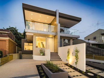 Photo of a house exterior design from a real Australian house - House Facade photo 7256853