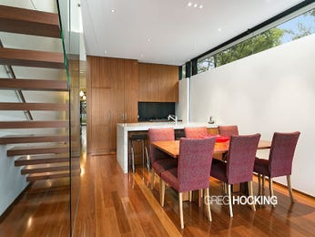 Purple dining room idea from a real Australian home - Dining Room photo 7124137