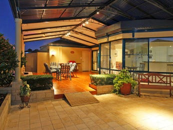 Outdoor living design with verandah from a real Australian home - Outdoor Living photo 486804