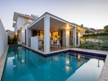 Photo of a modern pool from a real Australian home - Pool photo 2371561