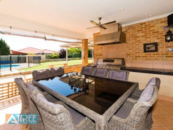 Outdoor living design with bbq area from a real Australian home - Outdoor Living photo 7710913