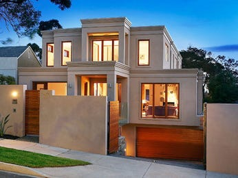 Photo of a concrete house exterior from real Australian home - House Facade photo 440173