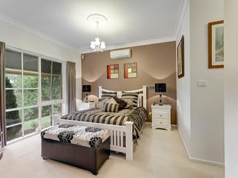 Beige bedroom design idea from a real Australian home - Bedroom photo 8147513