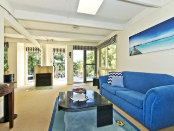 Blue living room idea from a real Australian home - Living Area photo 7623165