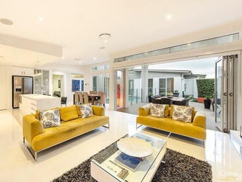 Yellow living room idea from a real Australian home - Living Area photo 7477505