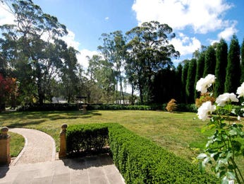 Photo of a baroque garden design from a real Australian home - Gardens photo 469201