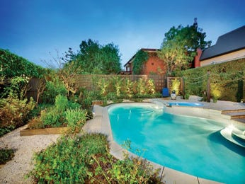 Photo of a low maintenance pool from a real Australian home - Pool photo 229842