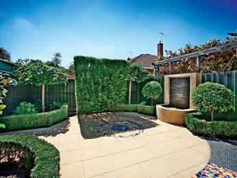 Photo of a landscaped garden design from a real Australian home - Gardens photo 229873