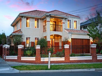 Photo of a brick house exterior from real Australian home - House Facade photo 229908
