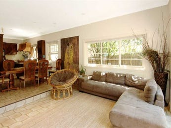 Brown living room idea from a real Australian home - Living Area photo 408984