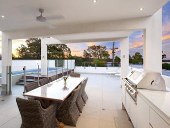 Outdoor living design with bbq area from a real Australian home - Outdoor Living photo 8312049
