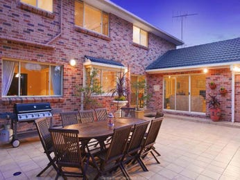 Outdoor living design with bbq area from a real Australian home - Outdoor Living photo 510967
