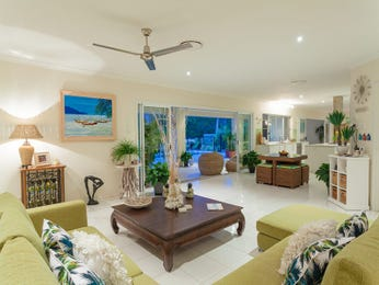 Green living room idea from a real Australian home - Living Area photo 8723317